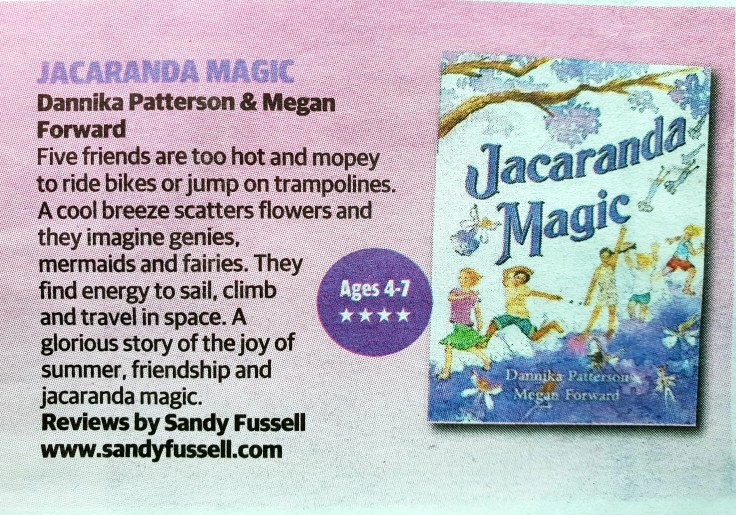 Sunday Telegraph Review Jacaranda Magic