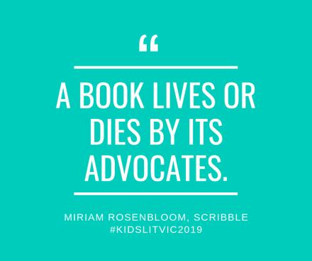 Miriam R quote
