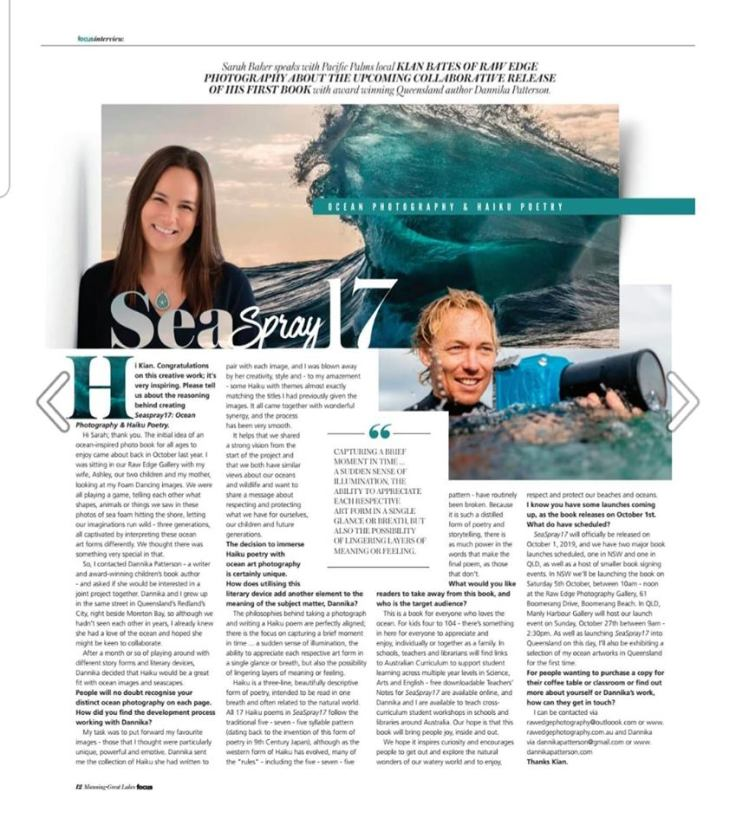 Focus Mag Article SeaSpray17