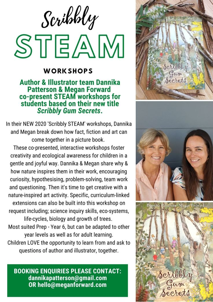 Scribbly STEAM Workshops